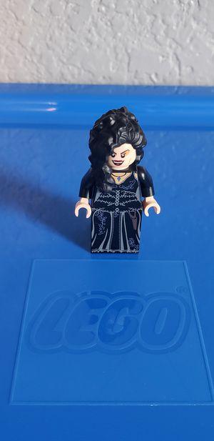 Lego Harry Potter Bellatrix Minifigure for Sale in McKinney, TX