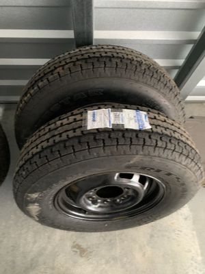Brand New Trailer Tires-2 for Sale in Eatonville, WA