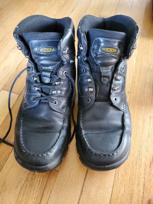 Mens size 13 Keen boots for Sale in Auburn, WA