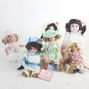 Lot of 6 Collectible Dolls (1022518) for Sale in South San Francisco, CA