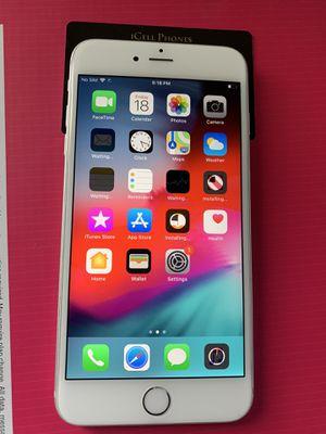 Unlocked iPhone 6 Plus 64GB Silver for Sale in San Jose, CA