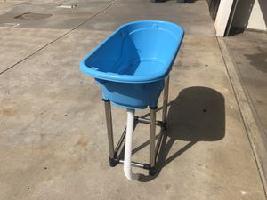 Grooming Wash Tub for Sale in Fresno, CA