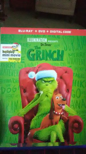 Moive the Grinch for Sale in Sanford, FL