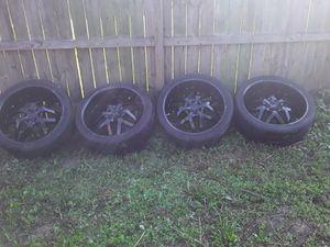 Black rims for Sale in Houston, TX