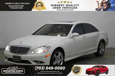2008 Mercedes-Benz S-Class for Sale in Fairfax,  VA