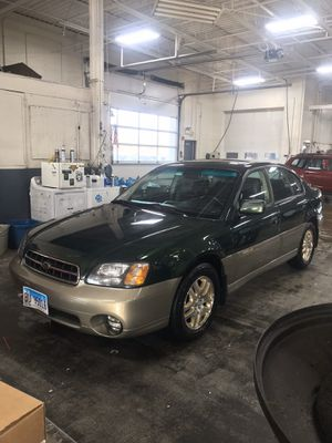 2000 Subaru Legacy Outback Limited Sedan for Sale in Downers Grove, IL