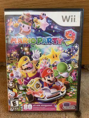 Mario Party 9 video game for Sale in Pleasanton, CA