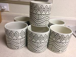 Ceramic pot/vase/decorative accent/container/multi purpose for Sale in Manassas, VA
