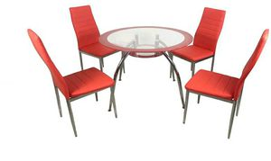 5 PC DINING TABLE SET NEW IN BOX for Sale in Pompano Beach, FL
