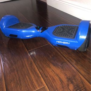 Blue Hover Board for Sale in Fort Lauderdale, FL
