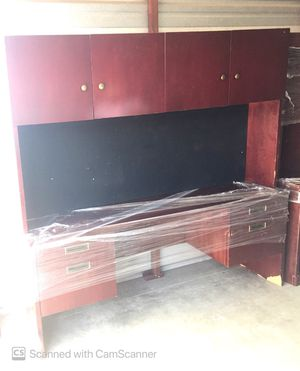 Large Office Desk for Sale in Garland, TX
