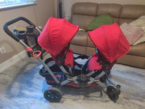 Contours Double Stroller for Sale in Wheaton, MD