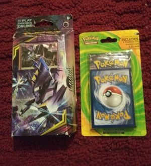 $17 for both....PokeMon trading cards...PRICE IS FIRM for Sale in Anaheim, CA