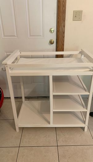 Changing table for Sale in Fort Pierce, FL