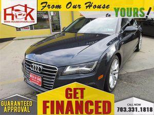 2013 Audi A7 for Sale in Manassas, VA