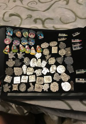 Hidden Mickey Disney pin collections (PRICES VARY) for Sale in Rancho Cucamonga, CA