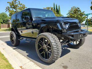2009 Jeep Wrangler for Sale in Fullerton, CA