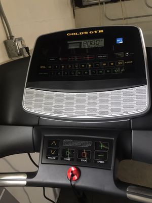 Pro Form Trainer 430i Folding Smart Treadmill with Adjustable Cushioning, Compatible with iFit Personal Training for Sale in Valley View, OH