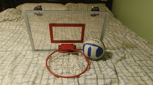Mini Shatter Resistant Basketball Hoop for Sale in Sarasota, FL