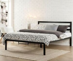 New queen platform bed in stock today!!! for Sale in Columbus, OH