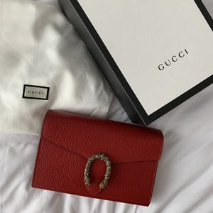 Gucci Wallet on Chain/ Clutch for Sale in Beverly Hills, CA
