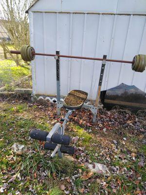 Weight bench for Sale in Felton, DE