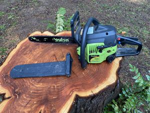 Poulan chainsaw for Sale in Sandy, OR