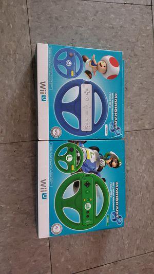 Nintendo wii u Steering wheel for Sale in Los Angeles, CA
