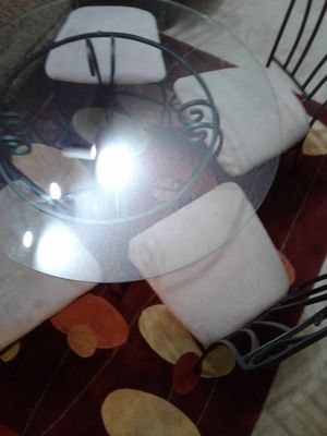 Dining/ kitchen table set for Sale in East Brunswick, NJ