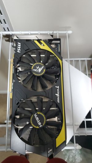 R9 270x GPU Gaming Graphics Card for Sale in Vienna, VA