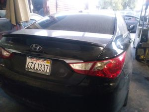 2013 Hyundai sonata parting out for Sale in Compton, CA