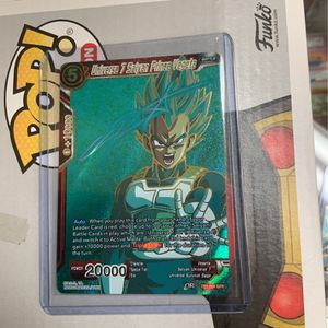 Universe 7 Saiyan Prince Vegeta Signature Rare for Sale in Cypress, CA