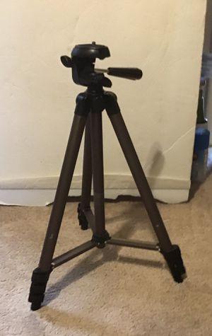 "Lightweight Aluminum Camera Mount Tripod Extending Legs 16.5 to 50"" Tall NO BAG for Sale in Hurst, TX"