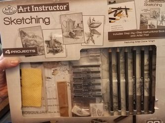 20pc Sketching Set for Sale in Marysville,  WA