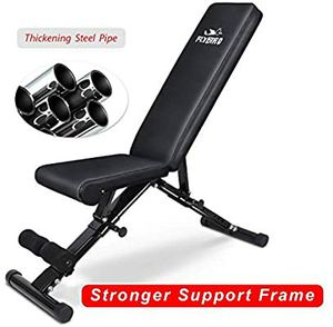 Adjustable workout bench (flybird) - $149 (Chicago) for Sale in Chicago, IL