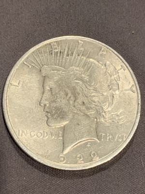 1922-D Peace Silver Dollar for Sale in San Jose, CA