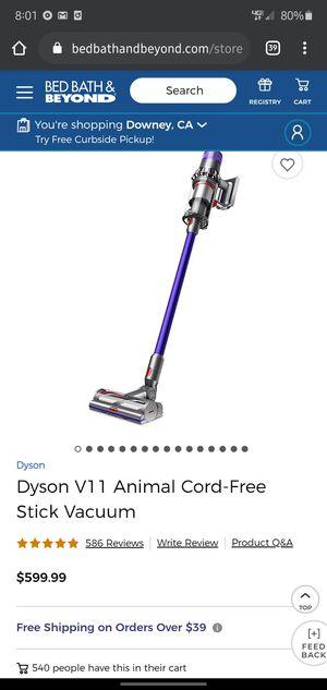 Sealed brand new Dyson V11 animal vacuum for Sale in Santa Clarita, CA