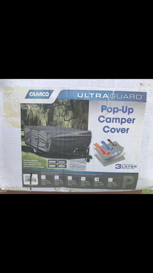 Pop up Camper cover