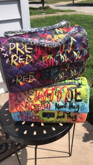 Graffiti purse for Sale in East Cleveland, OH