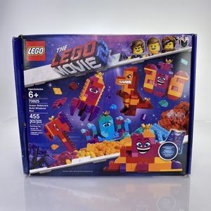 Lego the Lego movie 270825 queen whatevra build whatever box for Sale in Montclair, CA