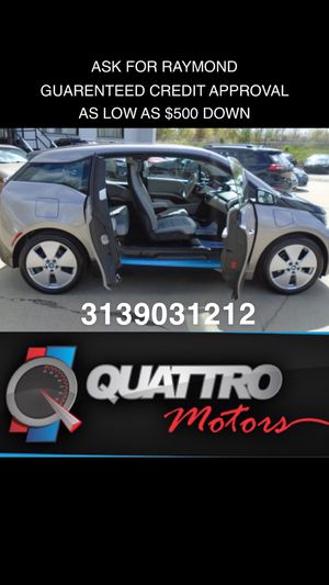 2014 BMW I3 for Sale in Redford Charter Township, MI