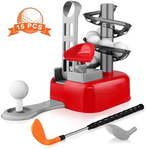 Kids Golf Toys Set - Golf for Kids, Toddler Golf Set, Outdoor Toys, Boys Yard Sports Toys, Golf Ball Lawn Game, Exercise Birthday Gift Toy for Sale in Duluth, GA