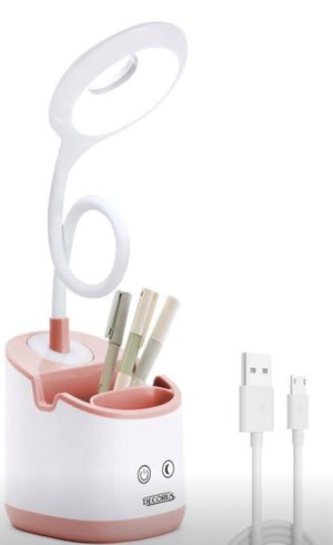 Pink Desk Lamp for kids for Sale in San Clemente, CA