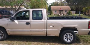 Chevy Silvarado 2005 v8 4.8 liter light brown for Sale in Bradenton, FL