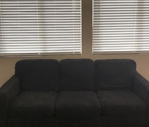 3 Cushion Couch With Washable Covers for Sale in Las Vegas, NV