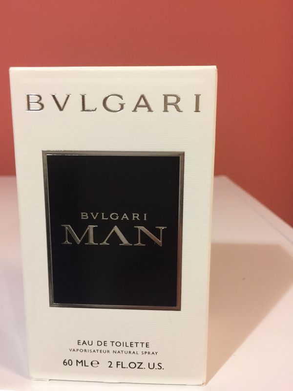 Authentic BVLGARI MAN