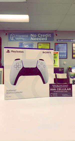 Sony PlayStation 5 DualSense Wireless Controller - Brand New In Box! for Sale in Arlington, TX