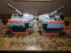 RIDGID 66497 K-60SP-SE Sectional Machine Sectional Sewer Machine with Full Drain Las 2 por este precio for Sale in Springfield, VA