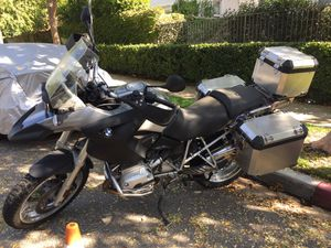 2007 BMW R1200GS motorcycle for Sale in Pasadena, CA