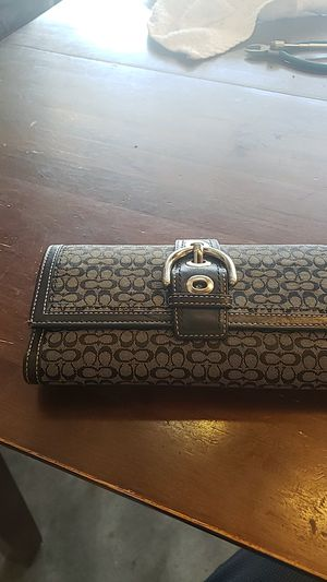 Coach wallet. vintage . for Sale in Chino, CA